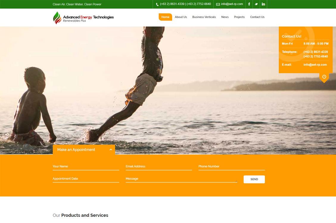 website re-design and Joomla migration to Drupal