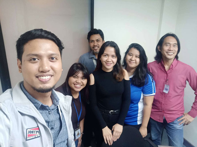 Drupal training in the Philippines